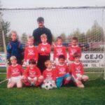 Voetbal in de kelderklasse bij vv Wildervank